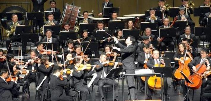 慈溪大剧院首演请来中国爱乐乐团