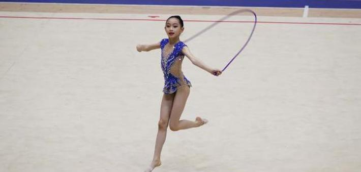 十岁宁波小囡获全国冠军