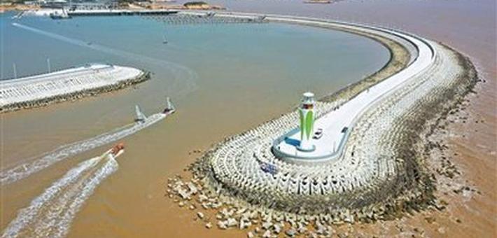 浙江海洋运动中心迎来首批运动员