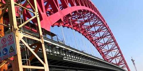梅山春晓大桥将于5月通车