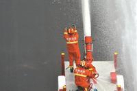 杭消防新型武器迎战台风利奇马 开动两年可抽干西湖