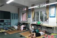 台风利奇马逼近 浙江象山为避灾民众撑起避风港