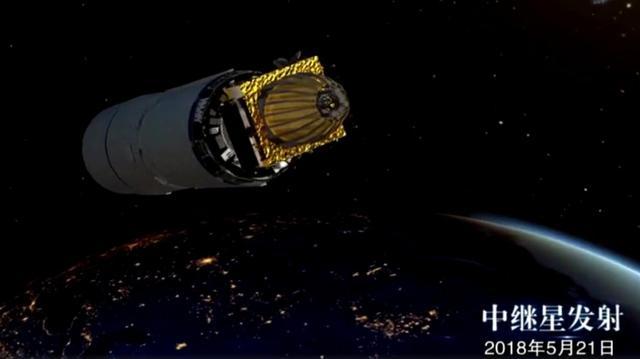 嫦娥四号进入月背着陆准备轨道