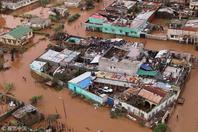 莫桑比克洪灾已致逾200人死