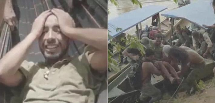 男子雨林离奇失踪 被猴子养九天