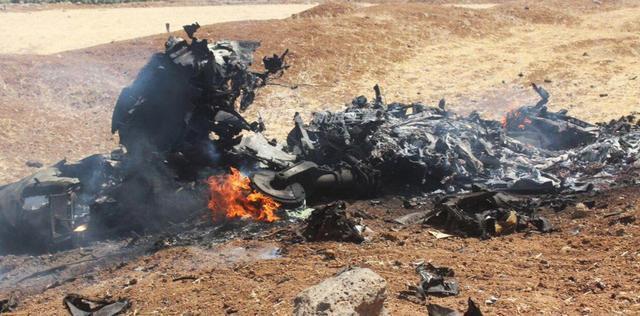 以色列女中尉击落叙军苏22战机