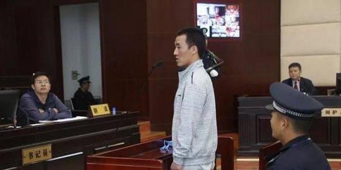 逃犯拒捕枪杀民警一审被判处死刑 当庭表示不上诉