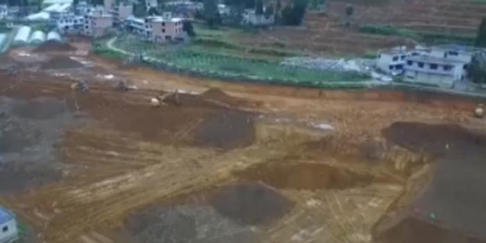 贵州修文县强行推平农民土地 农业农村部回应