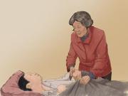 悉心照顾昏迷儿子十二载终创奇迹 中国的这位母亲感动了世界