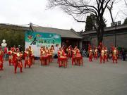 【节日活动】春风带绿西涯畔 百姓踏青王府中
