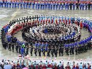 """广西实践:增进""""五个认同""""铸牢中华民族共同体意识"""