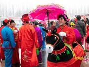 正月十五闹元宵 大兴新春文化庙会带您寻找记忆中的年味儿