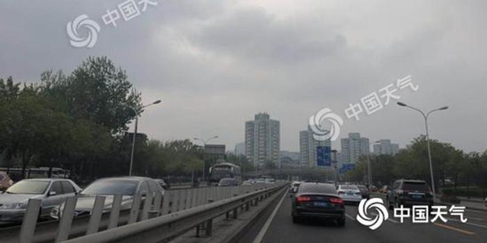 3d走势图表_北京今最高气温19℃ 好天气助力五一小长假