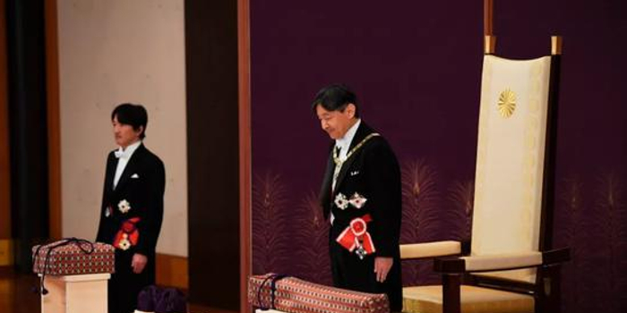 双色球杀号定胆_日本新天皇刚刚即位 首先面临两大困扰