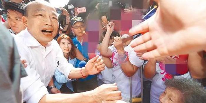 媒體:2020要贏蔡英文 韓國瑜怎能靠單打獨斗?