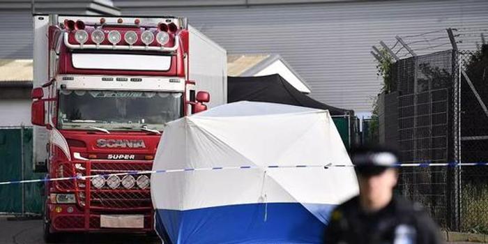 英貨車發現39具遺體 兩國港口為何都未發現他們?