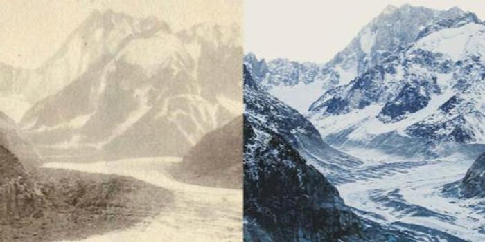 马克龙为勃朗峰冰川消融心痛:气候变化是场战斗