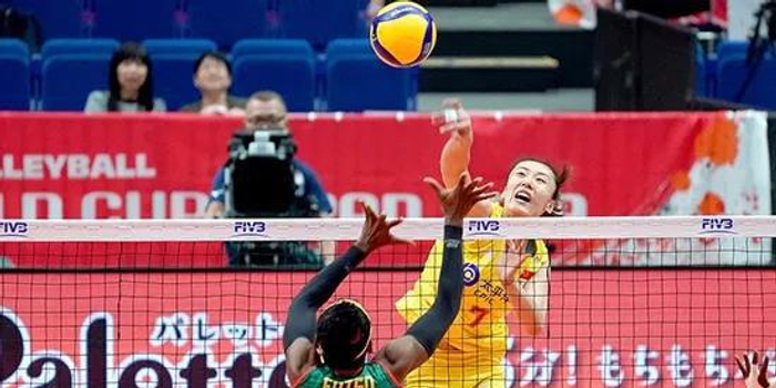 中国女排3:0喀麦隆 朱婷的接班人出现了?