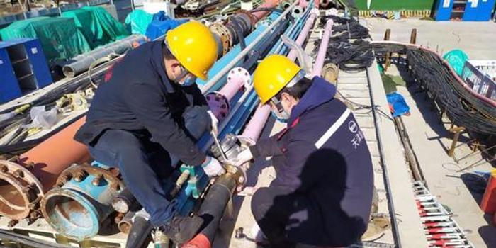 2022年北京南水北调地下供水环路将实现闭环