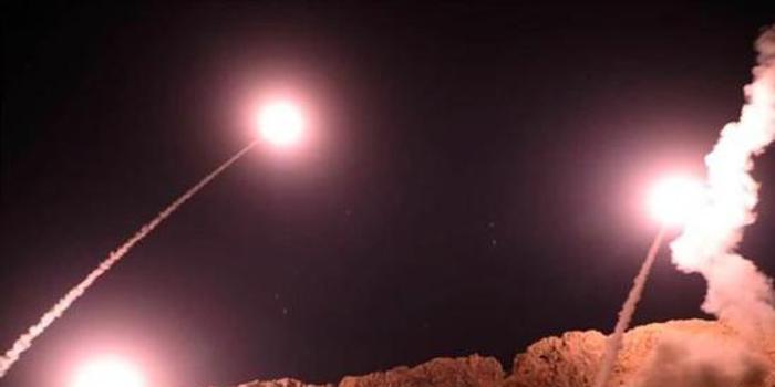 美国伊朗军力对比如何 双方会开战么?