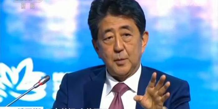 普京特别警告美国勿在日韩部署中程导弹 安倍回应