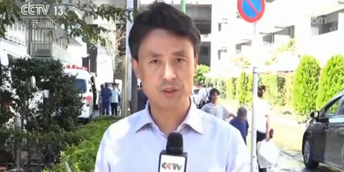 """""""海貝思""""襲擊 東京郊外醫院被淹水深到人的胸部"""