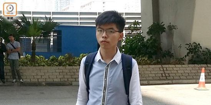 香港警方证实黄之锋再次被拘捕 其涉违反保释条件