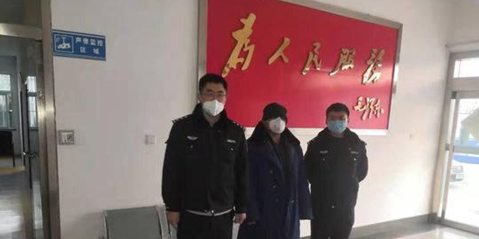"""男子为""""蹭吃蹭住""""谎称从武汉来 隔离14天后被拘"""