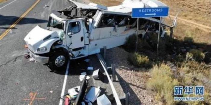 中国旅游大巴在美车祸已致4死 游客来自江浙等