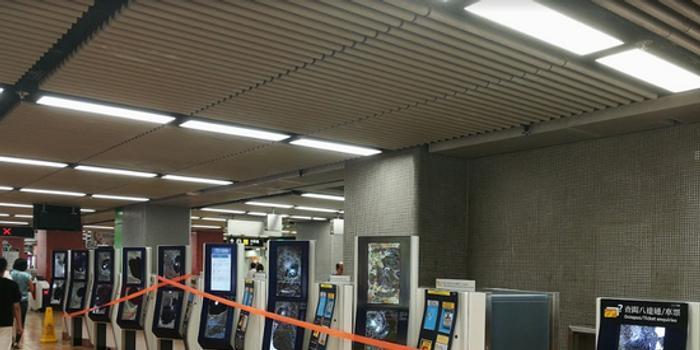暴徒大闹地铁站 港铁强烈愤慨公布多张现场照片
