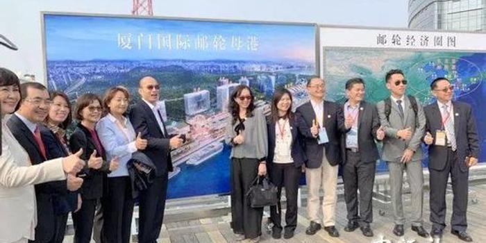 韩国瑜开启厦门之旅 再斩两亿人民币农渔产品订单