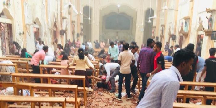 外媒:斯里兰卡6起爆炸已经导致125死160伤