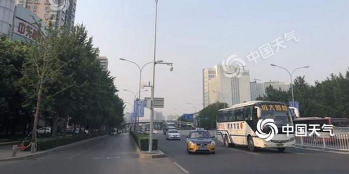 今天北京西部北部有雷雨 夜間至明天降雨范圍擴大