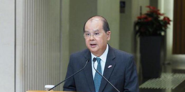 張建宗:明日正式撤回修例 爭議的議題已不復存在