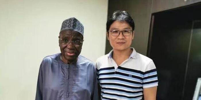 尼日利亚前外长:西方国家应适应中国的崛起