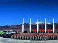 中国战略导弹部队训练画面罕见披露 大杀器竖起(图)