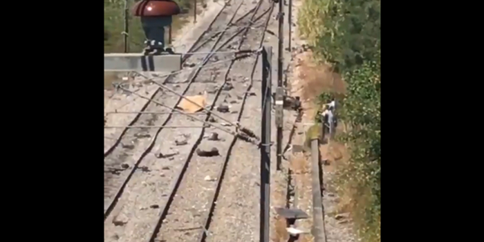 葡萄牙一高速列車發作脫軌變亂 已致1死50傷