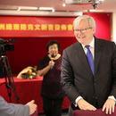 """澳前总理:中国不会在贸易谈判""""红线""""问题上让步"""