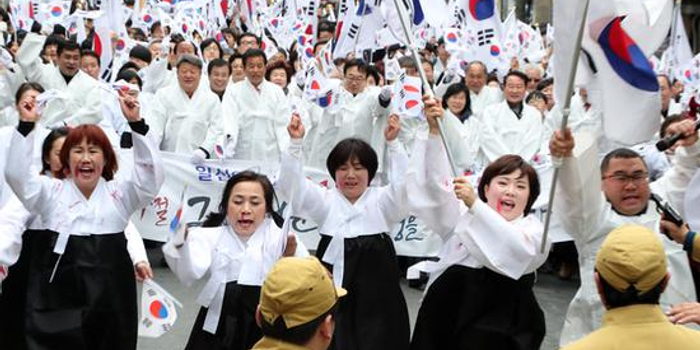 韩国收复200多万平米曾被日本强占国土 价值5亿元
