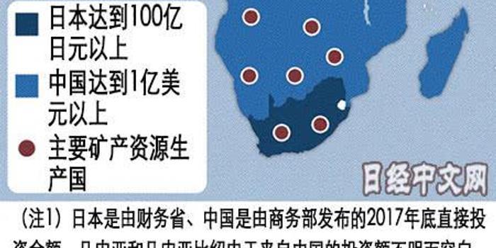 双色球玩法_日媒称中国对非洲直接投资余额大幅领先日本(图)
