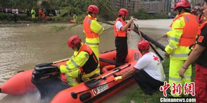 紅十字會應對臺風利奇馬 下撥190萬首批救災款物