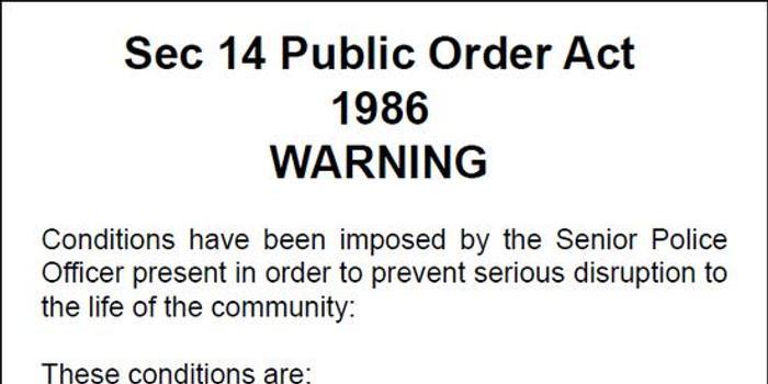 伦敦全城禁止这项环保抗议 警方8天拘捕1457人