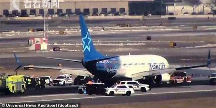 一波音737出现大量烟雾迫降 乘客29年首乘机吓坏
