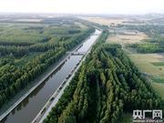 南水北调5年向鲁调水超30亿立方米 相当于济南2500个大明湖水量