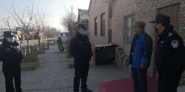 疫情排查有多细?内蒙古抓获一潜逃20年命案逃犯