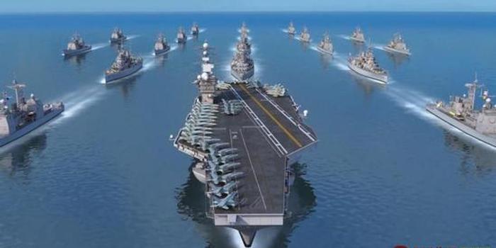 上千枚导弹如雨点落下 俄罗斯反航母方案脑洞够大