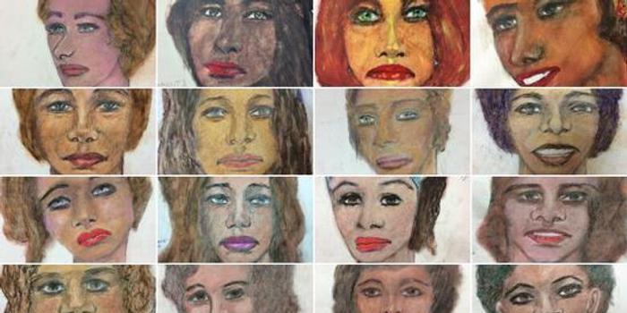 """为确认死者身份 FBI""""求""""杀手画16名被害人肖像"""
