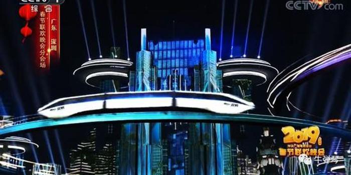 """""""未来城市""""长这样 2019央视春晚信息量真的很大"""