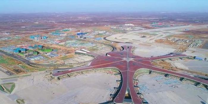 四架民航客机已成功降落北京大兴国际机场