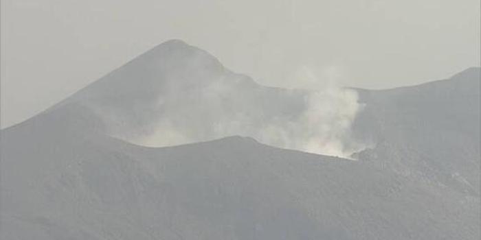 9座火山或喷发 日本气象部门发警报呼吁民众防范